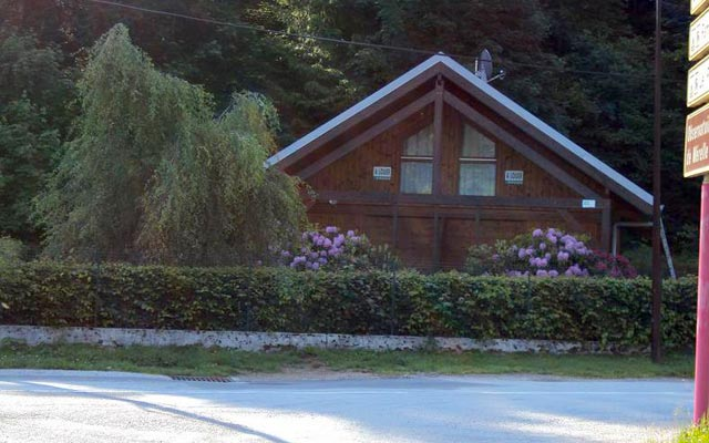 appartement Serpolet camping le Ramberchamp