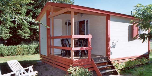mobil-home camping de Ramberchamp