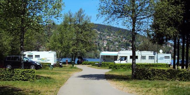 emplacement camping de Ramberchamp